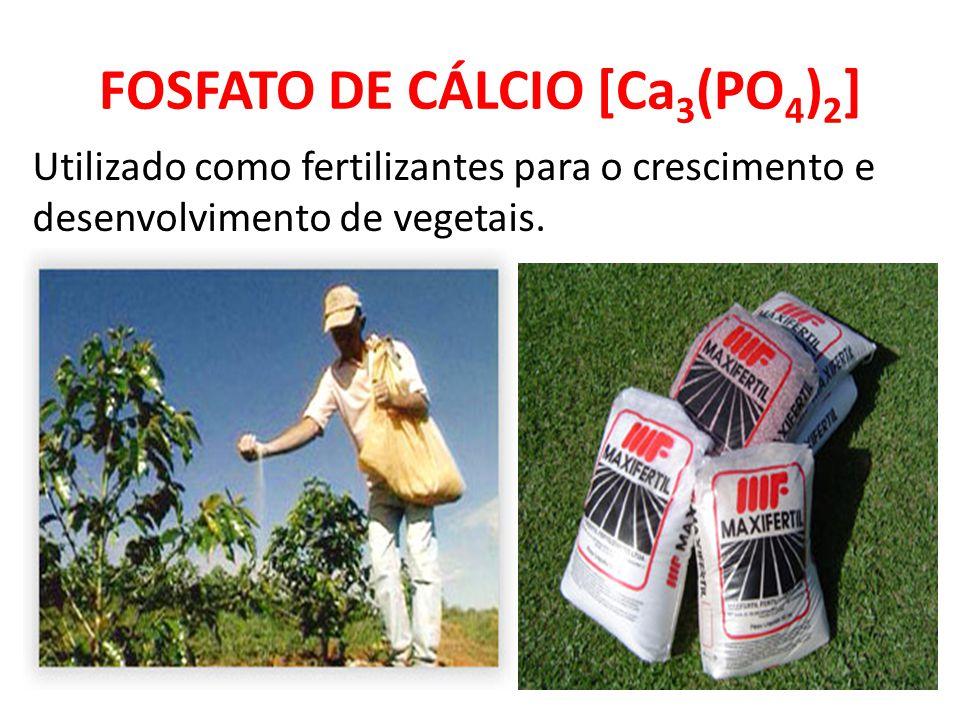 FOSFATO DE CÁLCIO [Ca3(PO4)2]